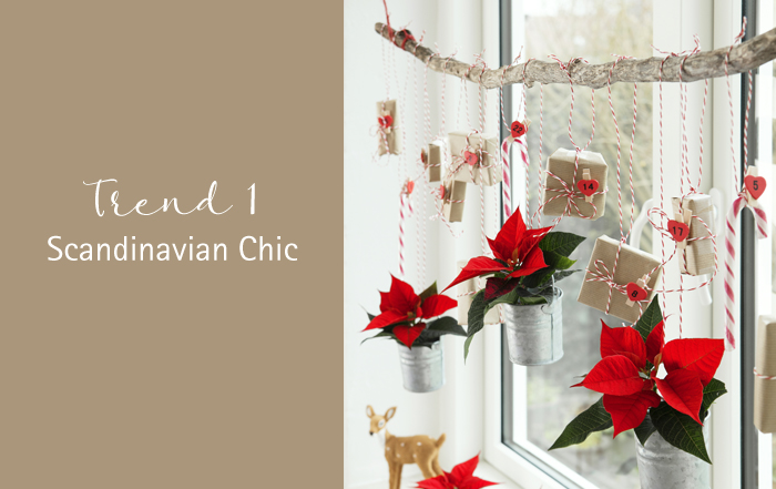 Weihnachtstrends 2017 ScandinavianChic