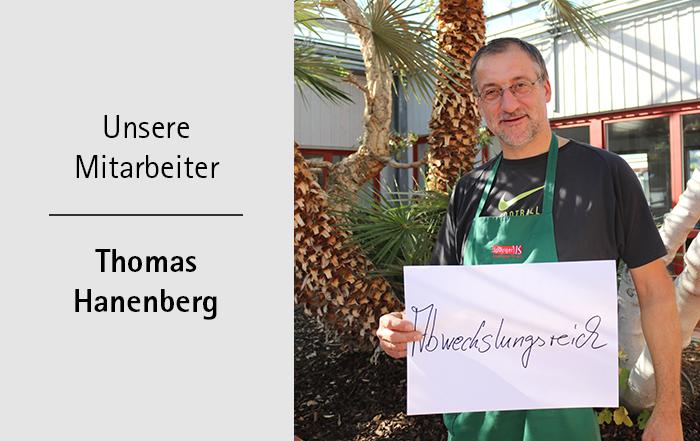 Mitarbeiter Karriere Thomas Hanenberg