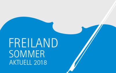 Ordermesse Freiland Sommer aktuell 2018