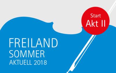 Freiland Sommer aktuell 2018